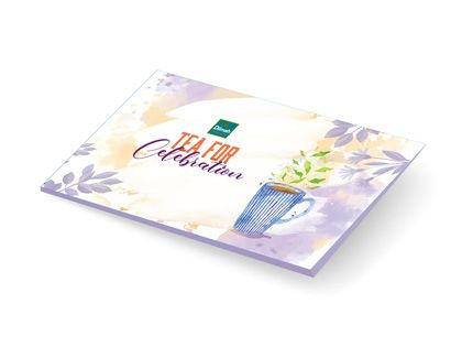 Gift Envelope - Tea for Celebration