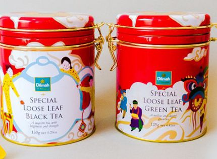 Premium Ceylon Loose Leaf Tea