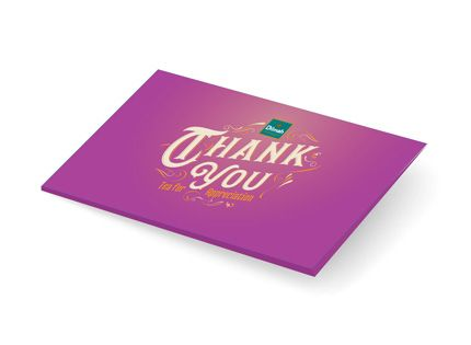 Gift Envelope - Thank You