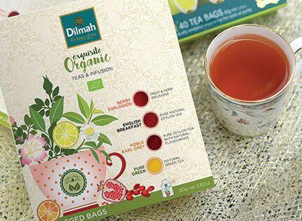 Dilmah Organic Gift Pack