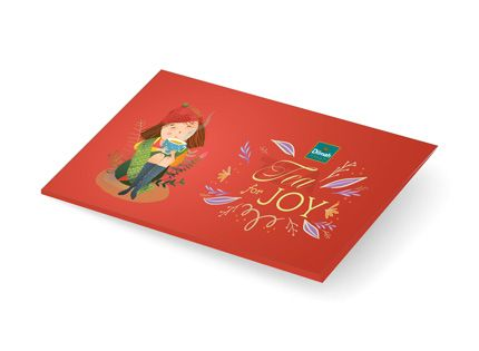 Gift Envelope - Tea for Joy