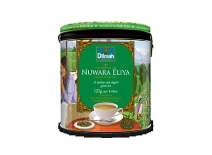 The Story of Tea Nuwara Eliya